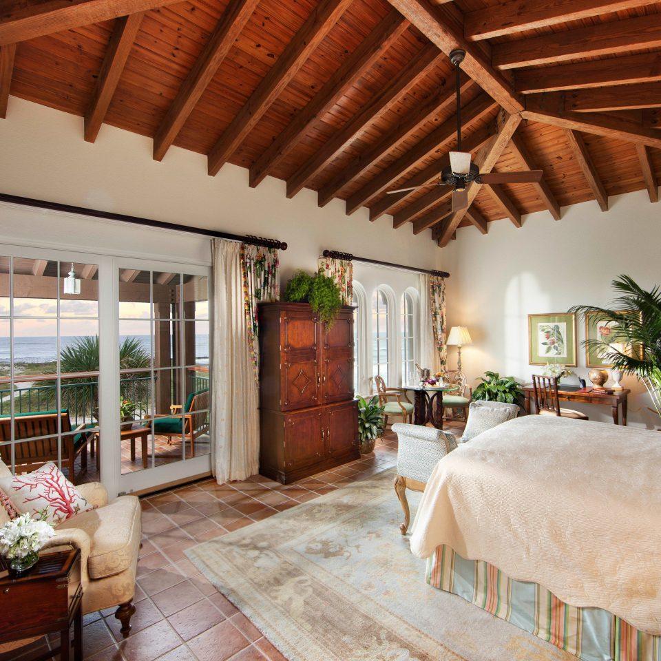 property living room home hacienda Resort Villa Bedroom Suite house