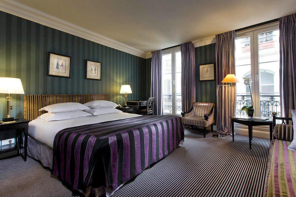 Bedroom property Suite scene Resort condominium double cottage Villa flat lamp