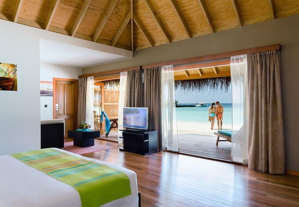 property house Bedroom Suite home living room Villa Resort condominium cottage