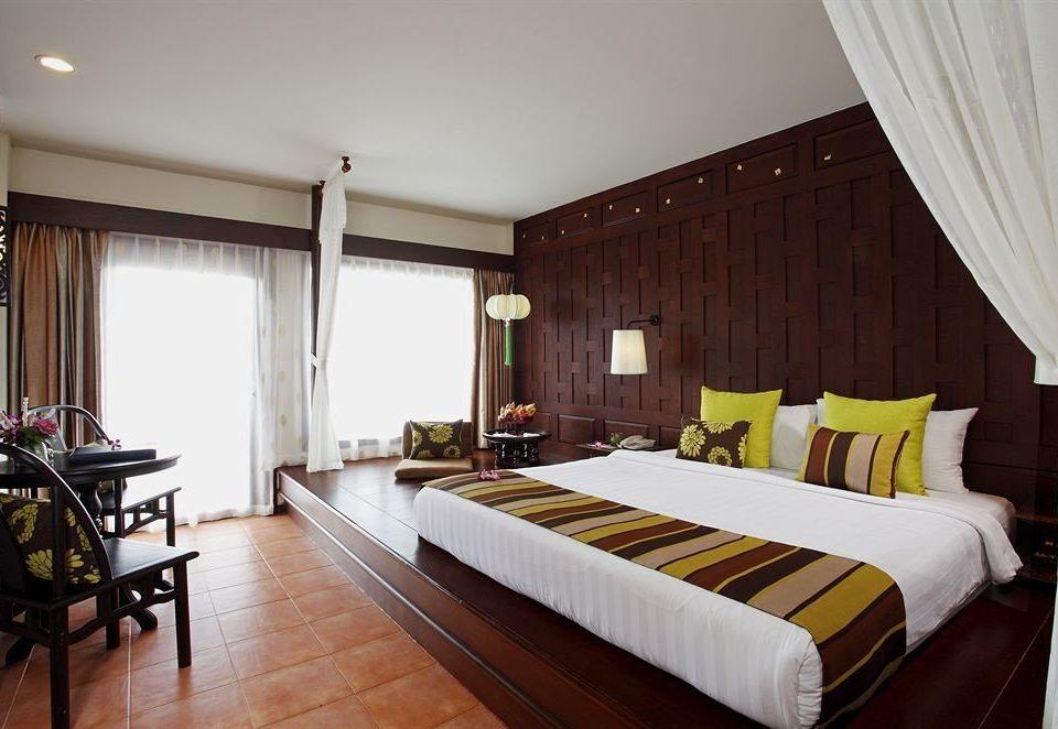 property Bedroom Suite curtain cottage Villa Resort