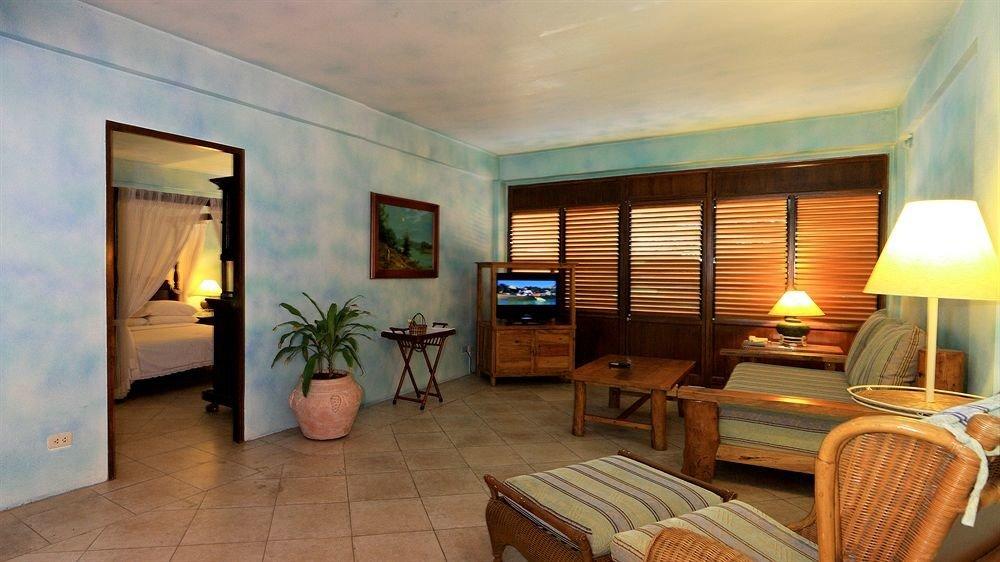 property Suite living room condominium home Villa cottage Resort Bedroom
