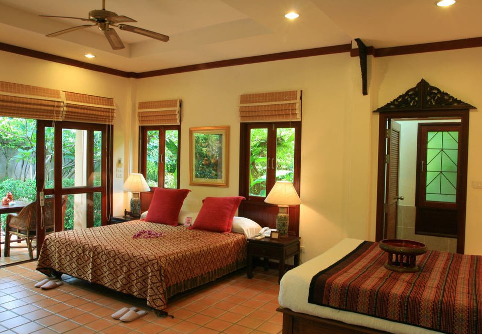 property Bedroom Suite Resort living room cottage home Villa flat