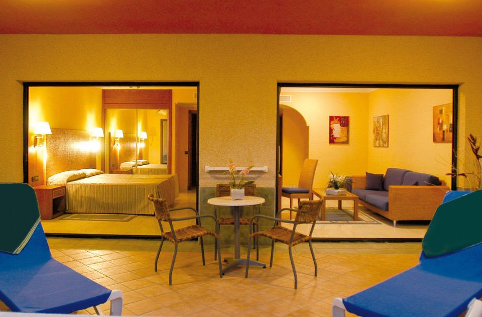 property Suite Villa Resort living room Bedroom