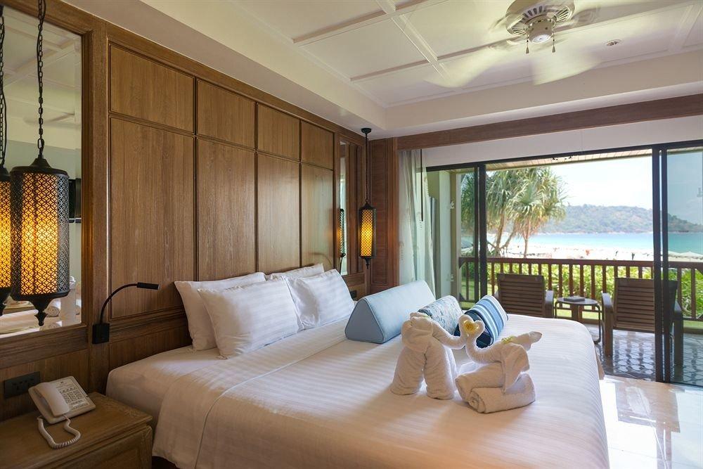 property condominium Suite Resort Bedroom home Villa cottage living room pillow