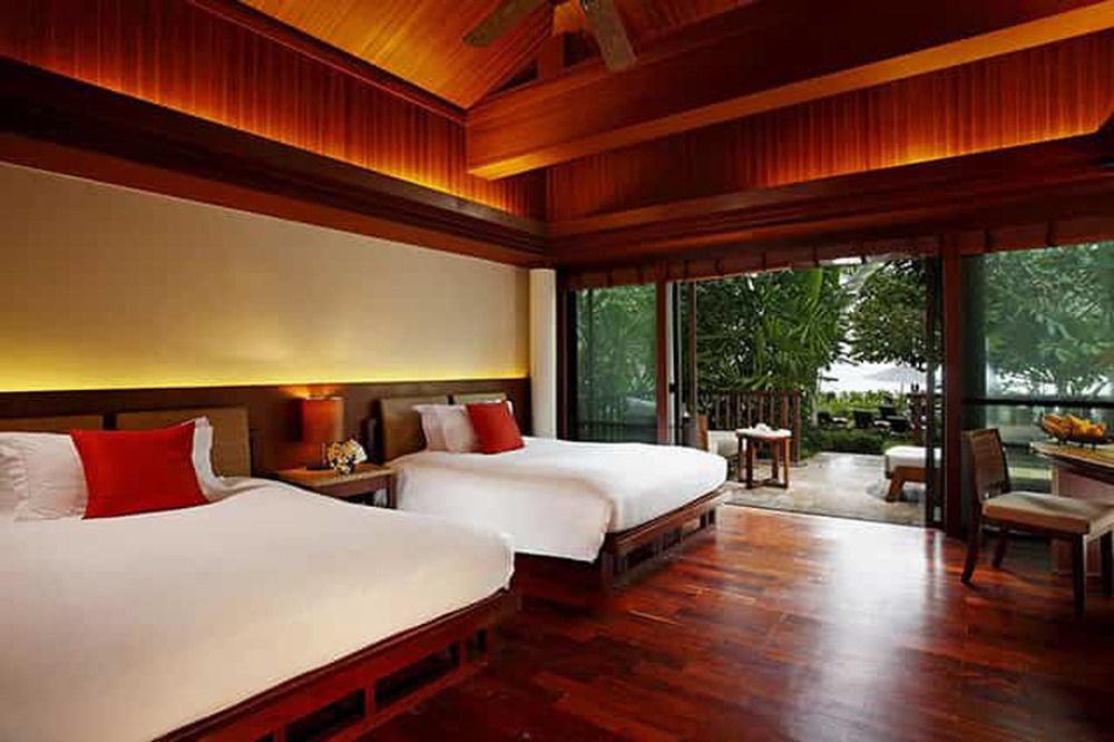 property Resort Suite wooden Bedroom Villa