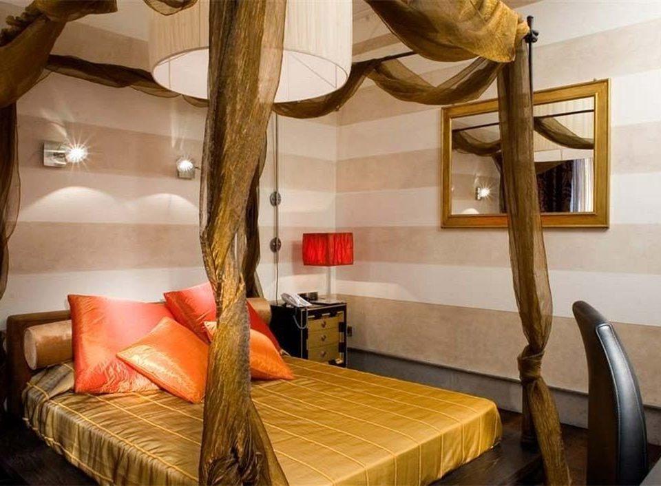 property cottage Resort Suite living room Villa orange Bedroom lamp