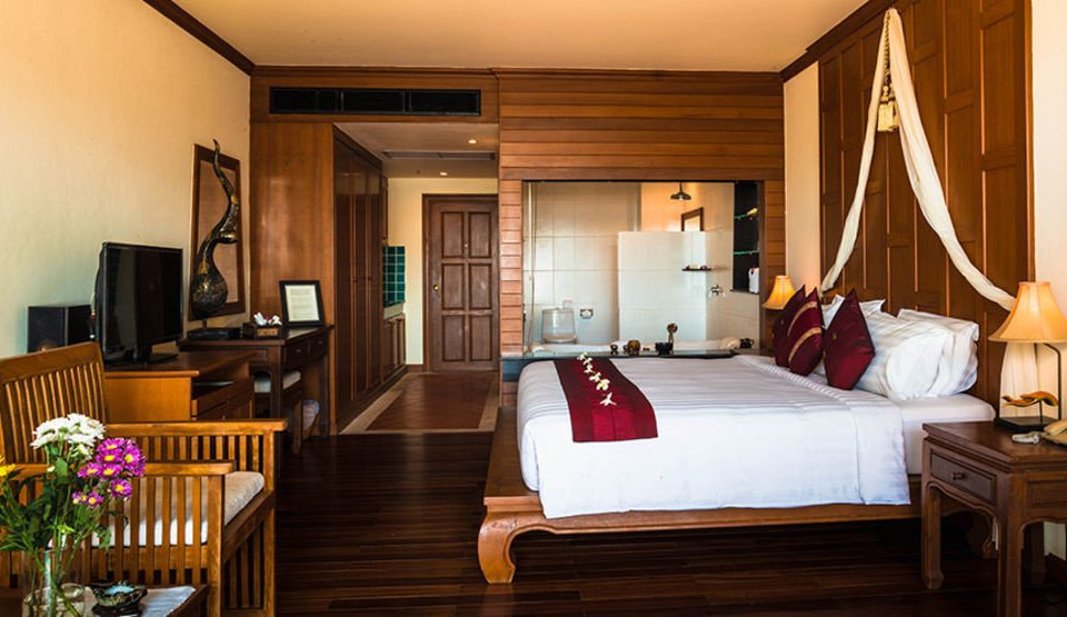 property Suite Resort hardwood cottage home Bedroom living room Villa