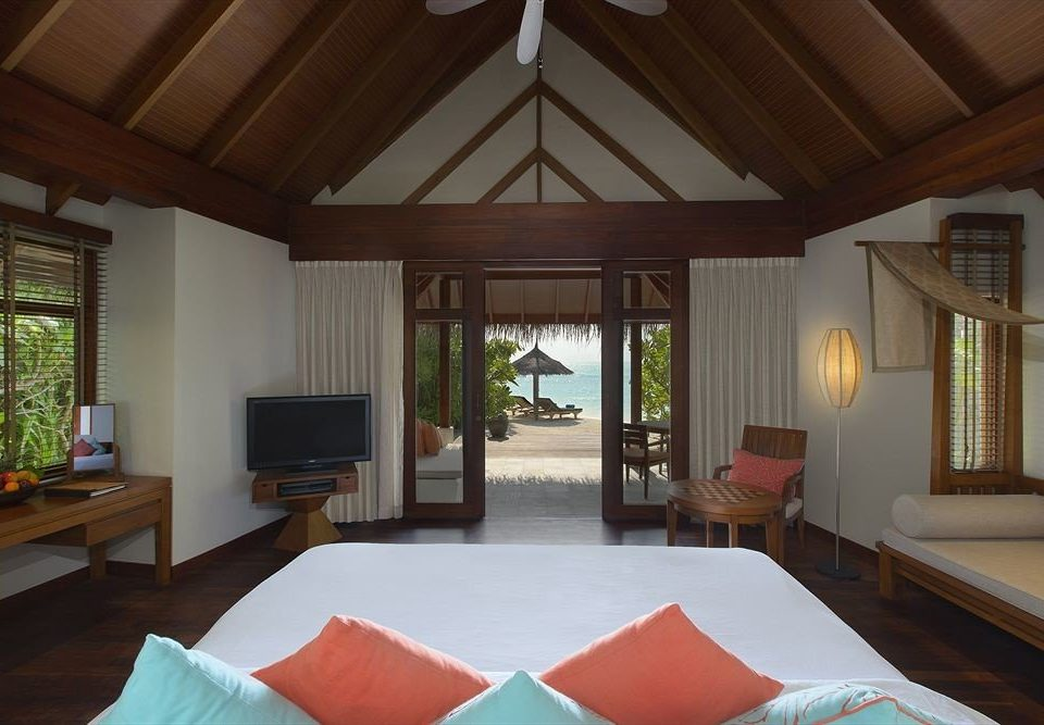 property Resort building house Villa cottage Suite living room eco hotel Bedroom