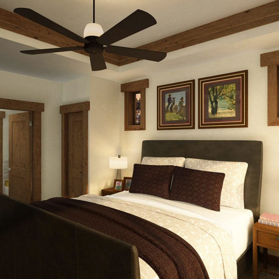 Bedroom Rustic property cottage Suite home hardwood farmhouse Villa mansion