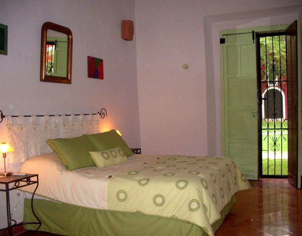 Bedroom Rustic Suite green property cottage Villa