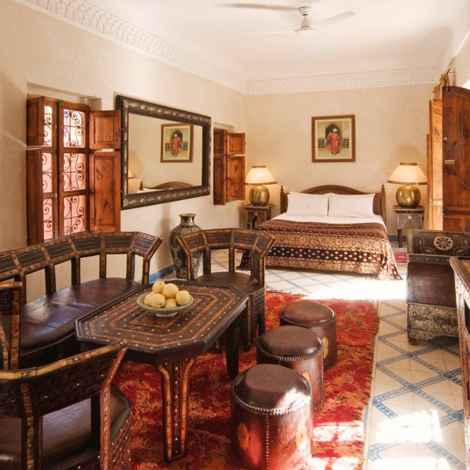 Bedroom Rustic property living room home cottage mansion Suite Villa