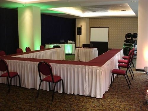 chair function hall conference hall banquet meeting restaurant convention center Suite Bedroom