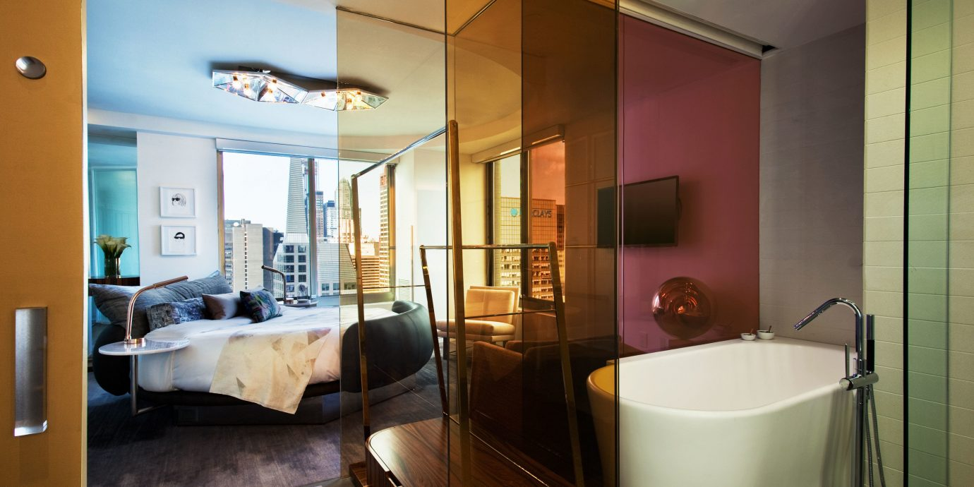 property Suite home condominium bathroom Bedroom
