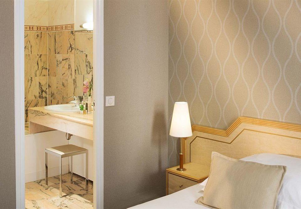 property bathroom Suite curtain Bedroom