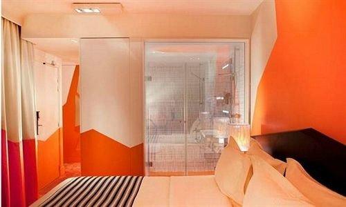 property Suite Bedroom bathroom