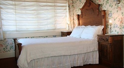 Bedroom property cottage curtain Suite night pillow bed sheet bed frame