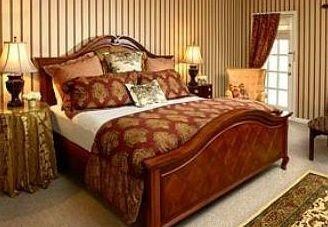 sofa property Bedroom bed sheet hardwood Suite bed frame cottage