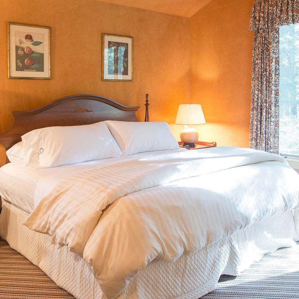 Bedroom property bed sheet cottage bed frame Suite duvet cover pillow