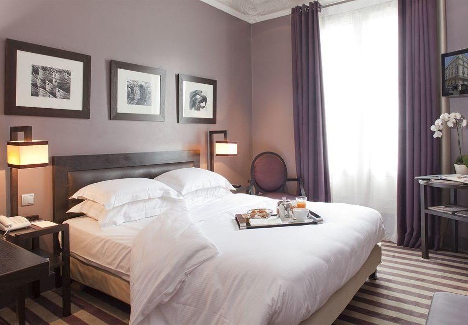 Bedroom property desk Suite cottage bed frame bed sheet
