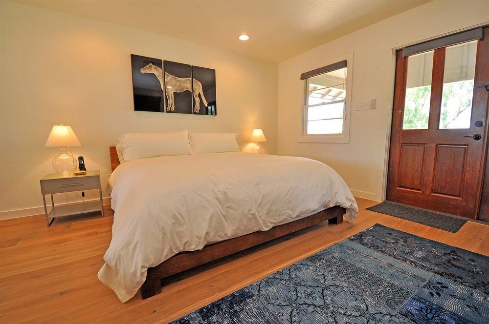 Bedroom property cottage hardwood Suite bed frame bed sheet