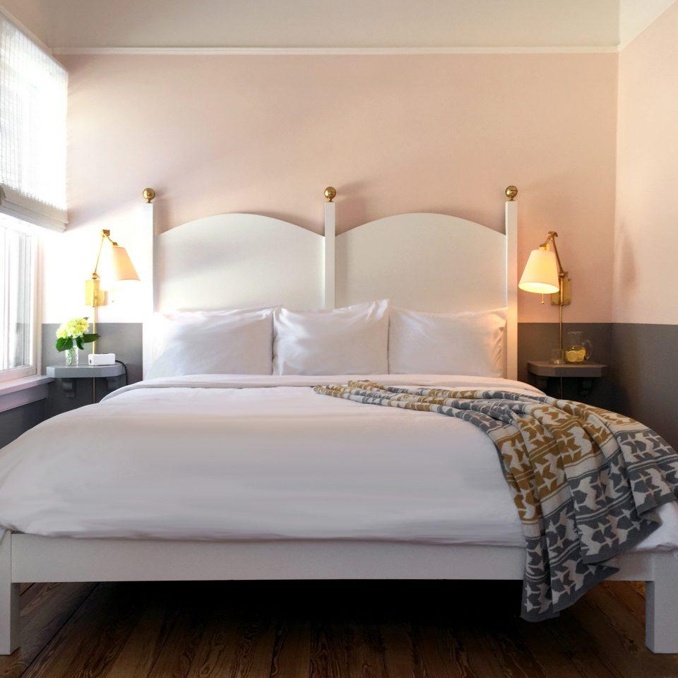 Bedroom property bed frame Suite bed sheet