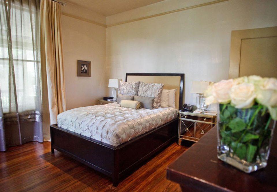 property Bedroom Suite hardwood home cottage living room bed sheet bed frame