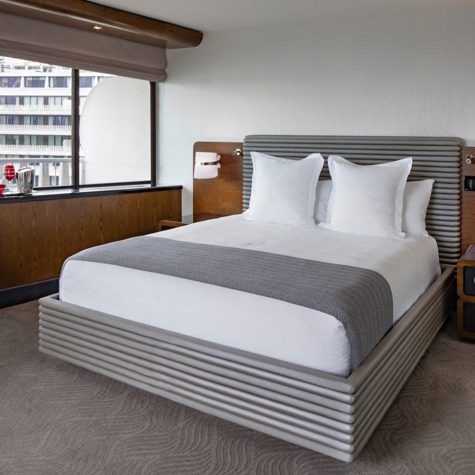 property Bedroom Suite bed frame bed sheet living room cottage yacht vehicle