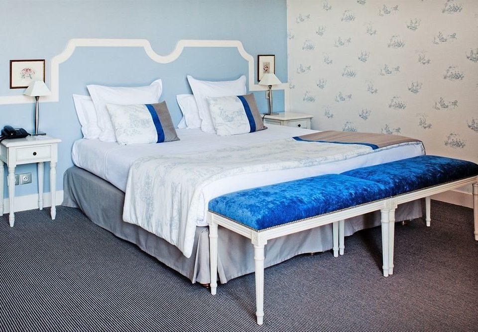 Bedroom property bed sheet bed frame Suite cottage textile