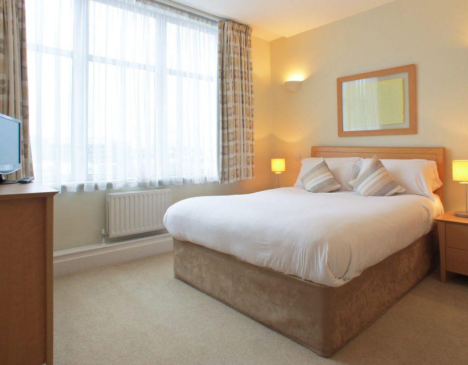 Bedroom property Suite cottage bed frame bed sheet