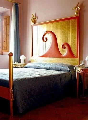 Bedroom property Suite bed sheet bed frame lamp
