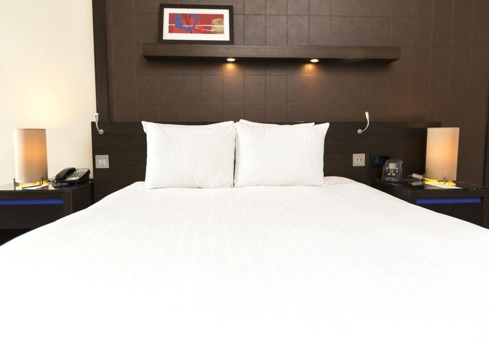 property Bedroom Suite pillow bed sheet bed frame