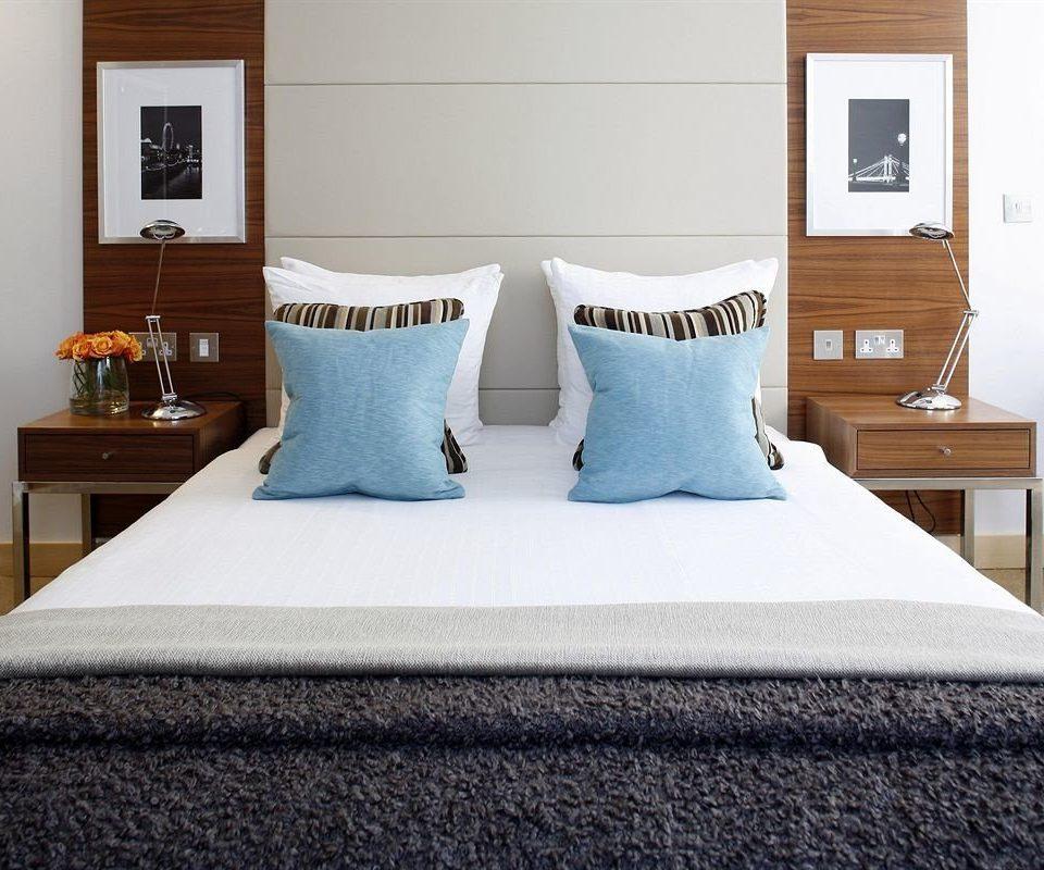 Bedroom bed sheet duvet cover Suite textile bed frame flooring cottage studio couch