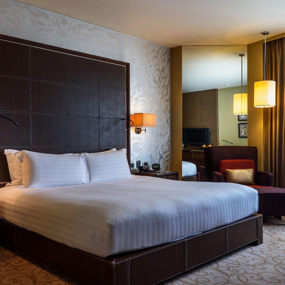 Bedroom property Suite living room bed frame bed sheet