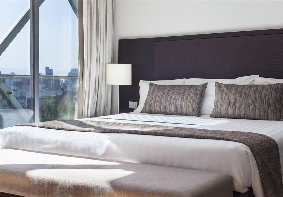 Bedroom property pillow bed frame Suite cottage bed sheet duvet cover