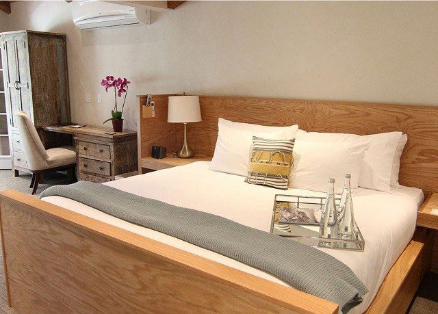 property Bedroom hardwood cottage Suite bed frame bed sheet