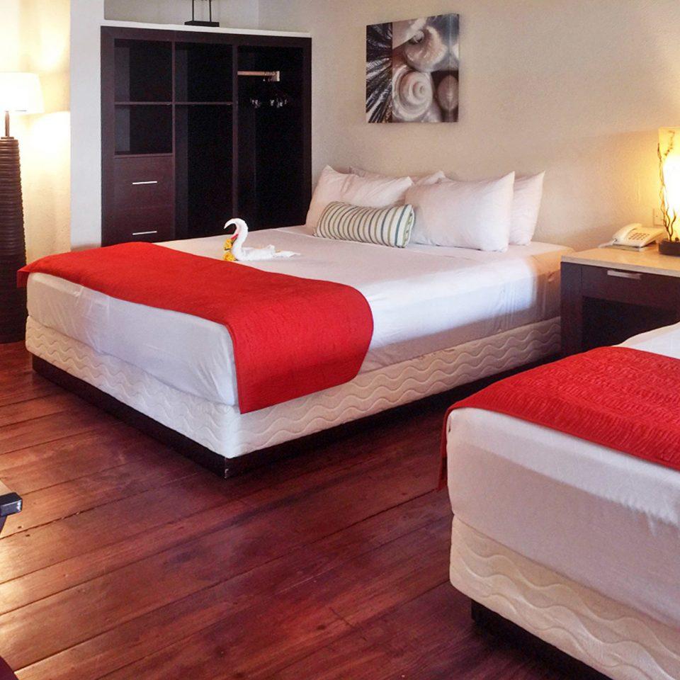 red Bedroom Suite hardwood bed sheet bed frame flooring wood flooring laminate flooring flat