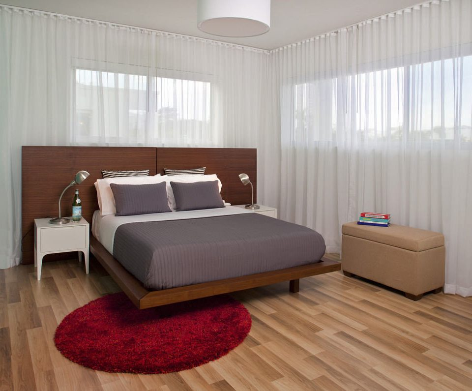 property Bedroom hardwood flooring bed frame living room wood flooring bed sheet Suite laminate flooring