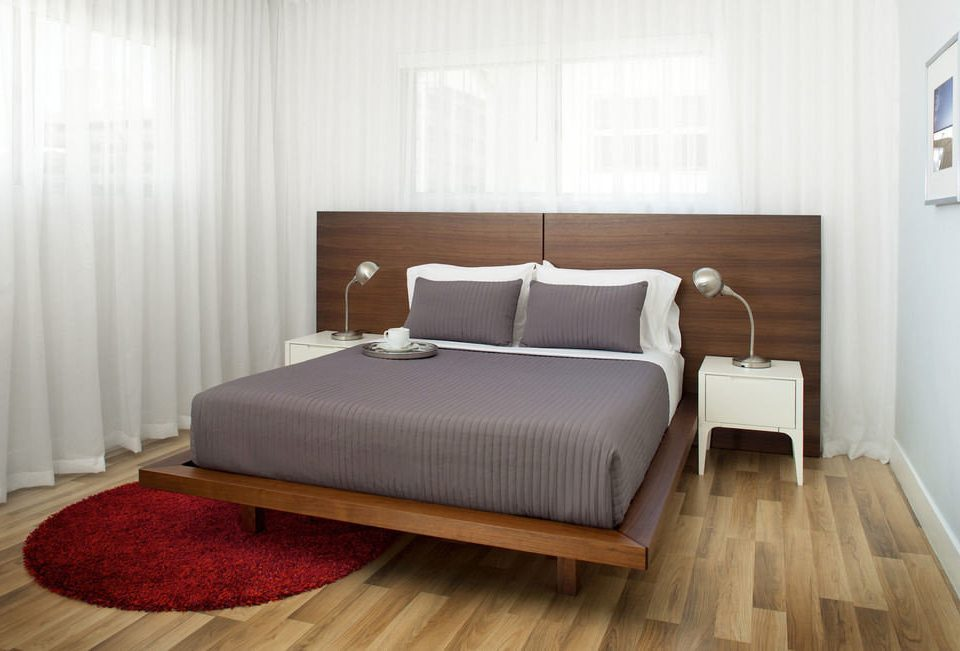 property Bedroom Suite hardwood bed frame cottage bed sheet flooring wood flooring