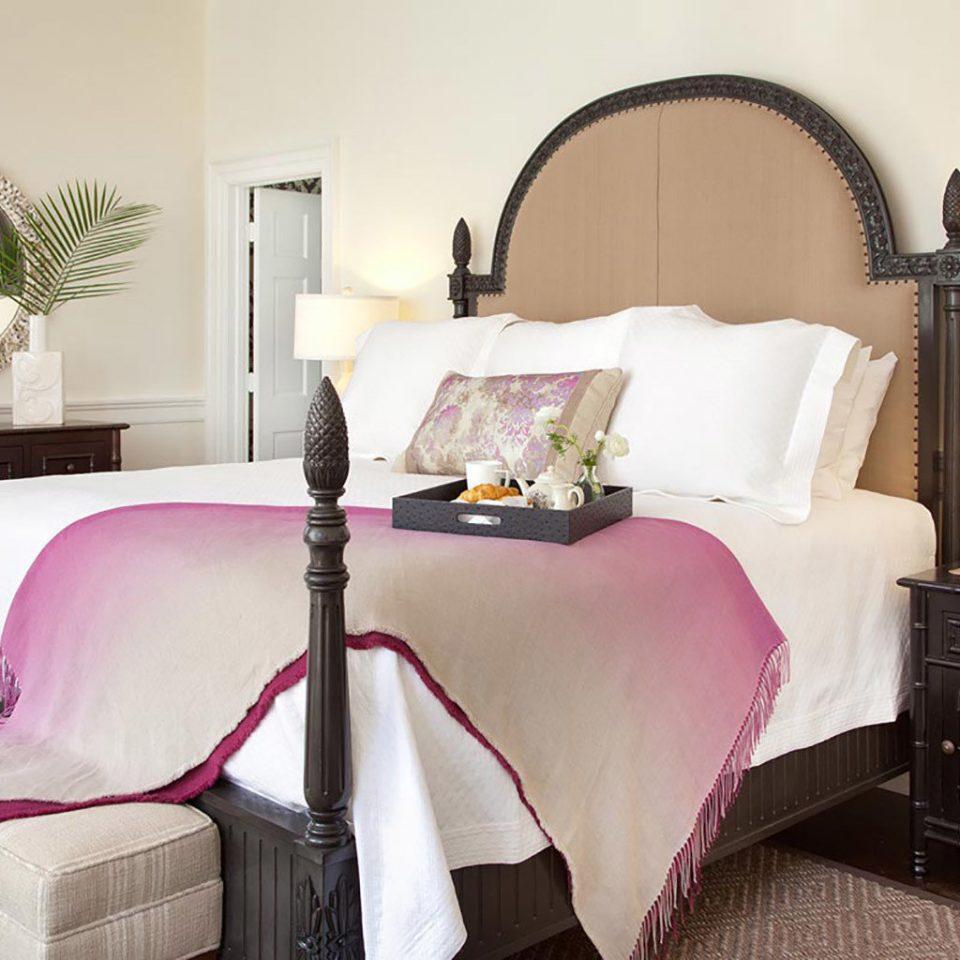Bedroom pink bed sheet living room duvet cover bed frame studio couch textile cottage Suite