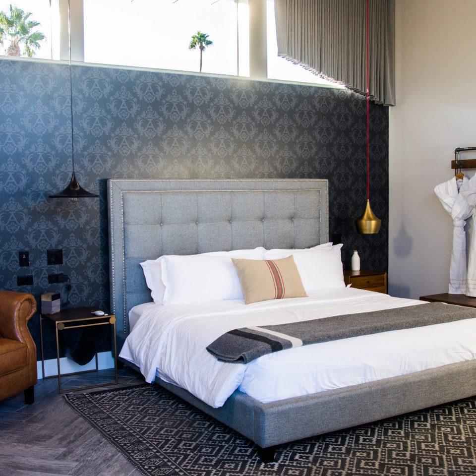 property Bedroom hardwood living room Suite cottage bed frame bed sheet flooring wood flooring