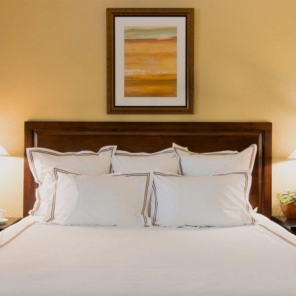 Bedroom pillow property Suite lamp cottage bed sheet bed frame