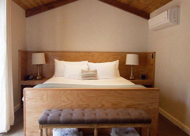 property Bedroom building wooden cottage Suite bed frame