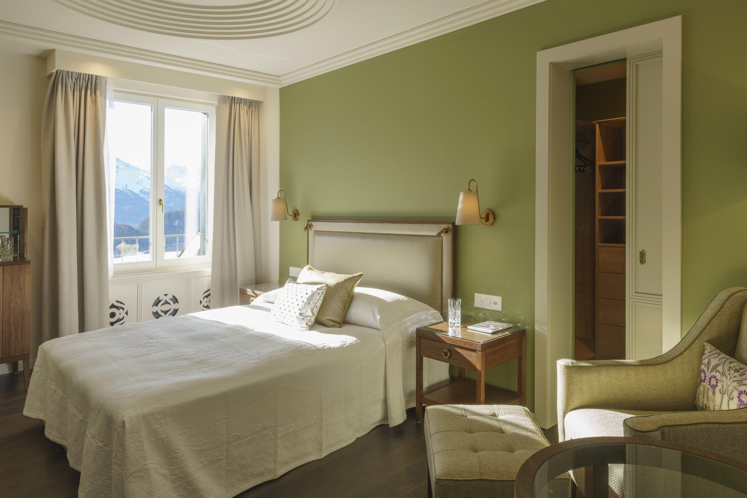 Bedroom Suite green home bed frame window treatment comfort tan