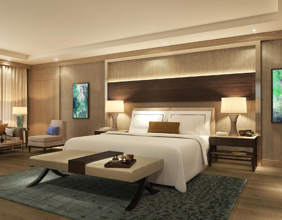property Bedroom living room Suite home condominium bed frame