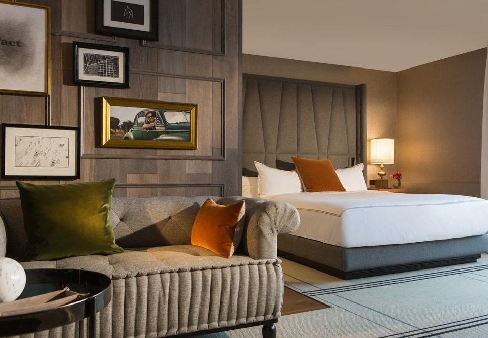 property living room Bedroom home Suite condominium bed frame sofa