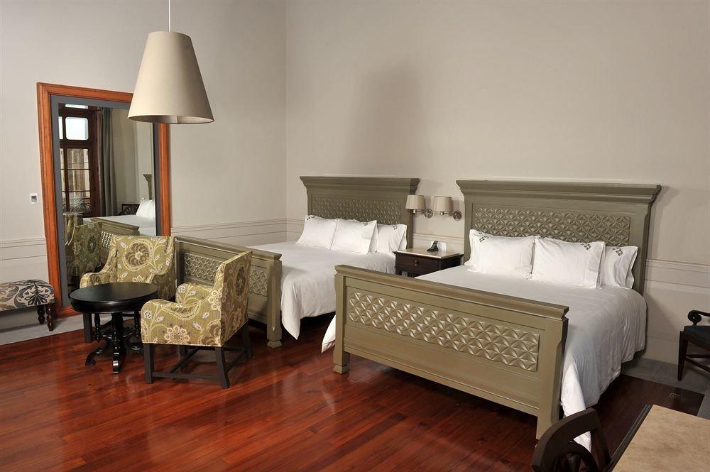 property Bedroom hardwood living room Suite home cottage wood flooring bed frame laminate flooring flooring lamp hard