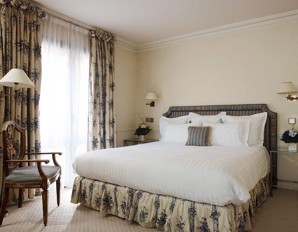 Bedroom property scene Suite cottage bed frame