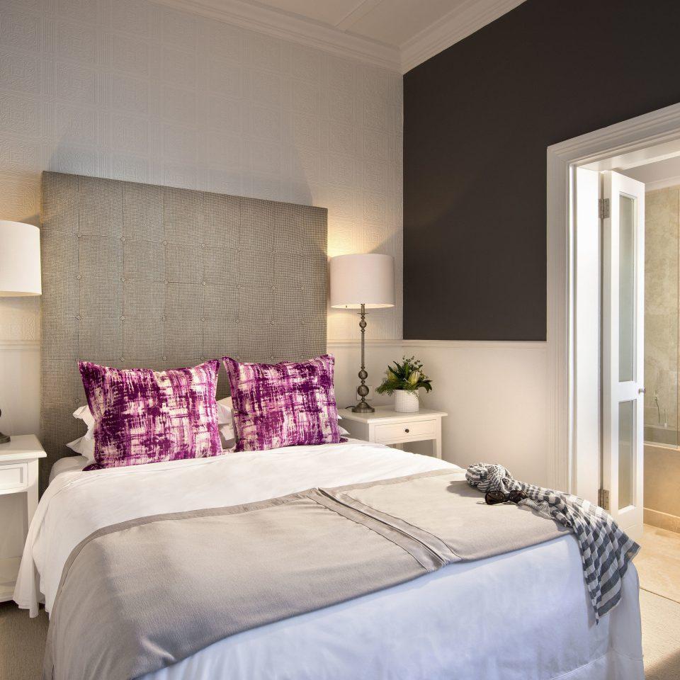 Bedroom property home living room pillow Suite cottage bed frame