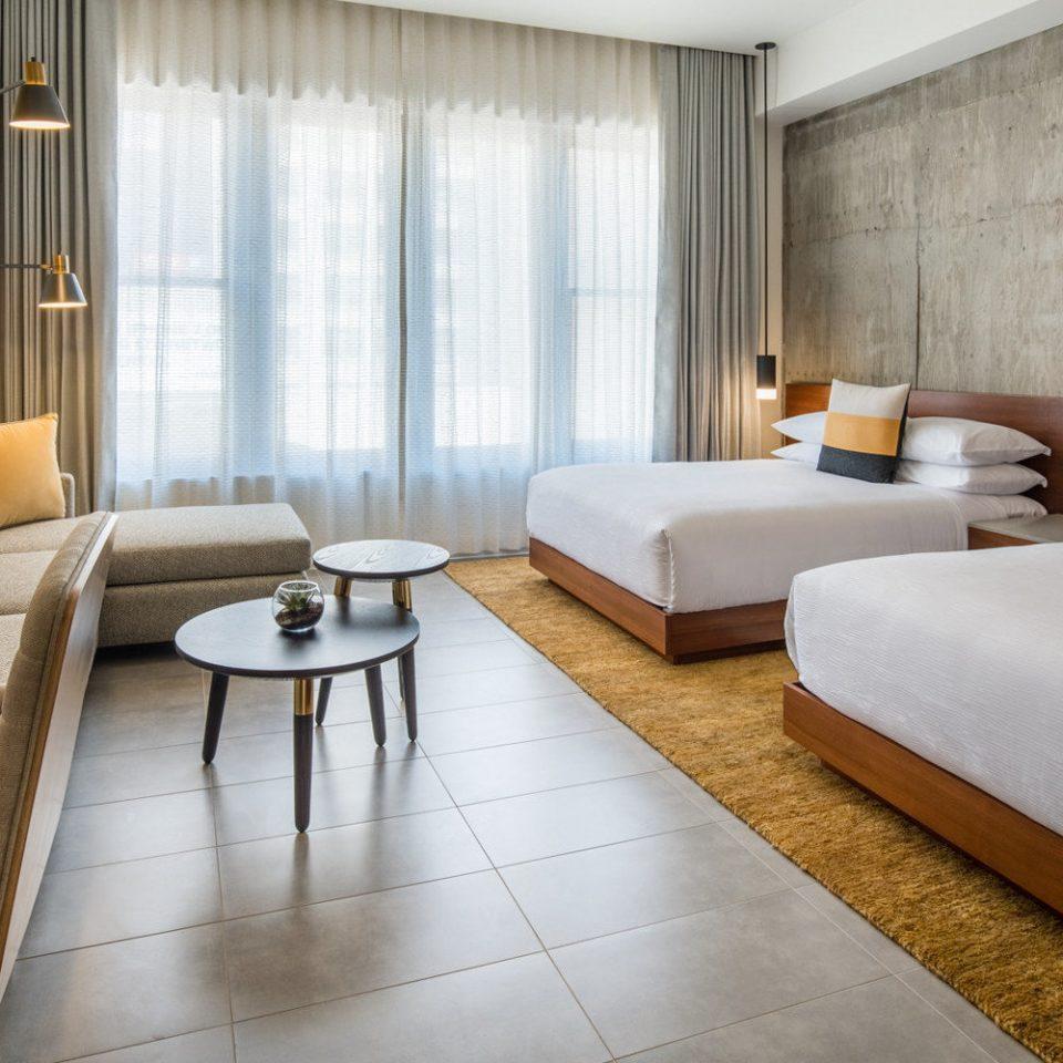 Suite bed frame flooring Bedroom interior designer