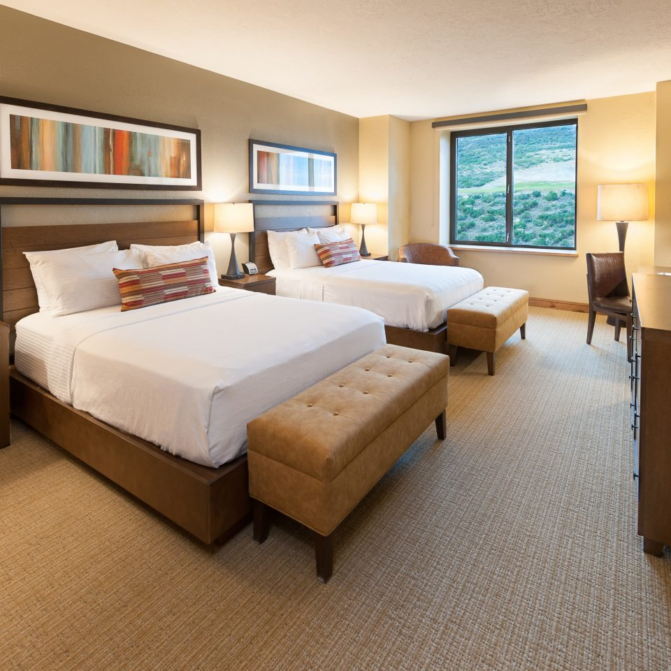 Bedroom Suite bed frame flooring